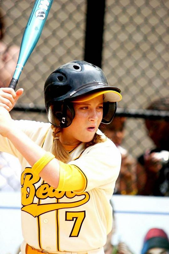 Sammi ve třinácti letech získala roli, protože velmi dobře ovládala baseball.