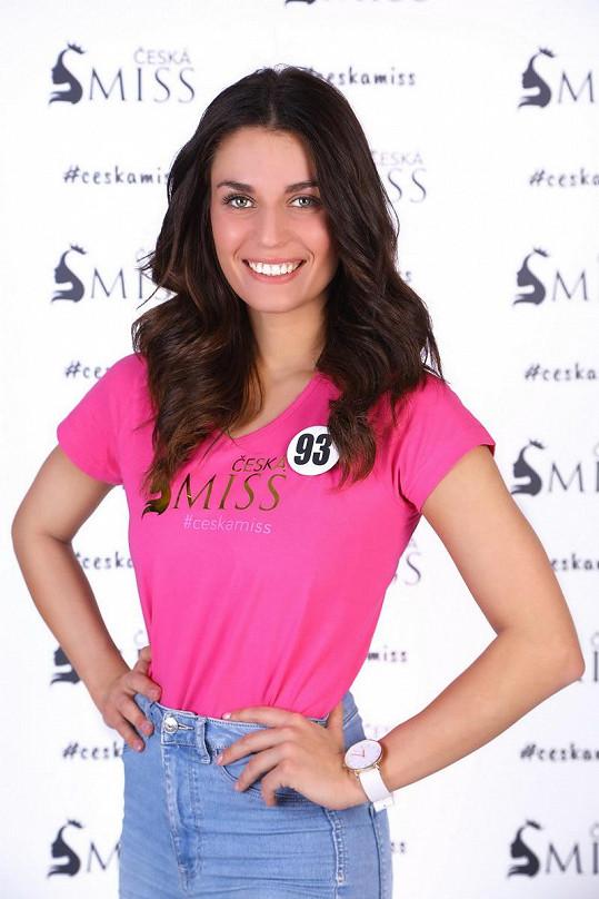 Aneta Mitušinová, Kladno, 21 let, 170 cm