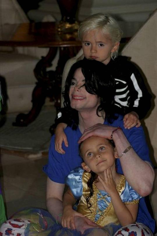 Michael s Princem a Paris