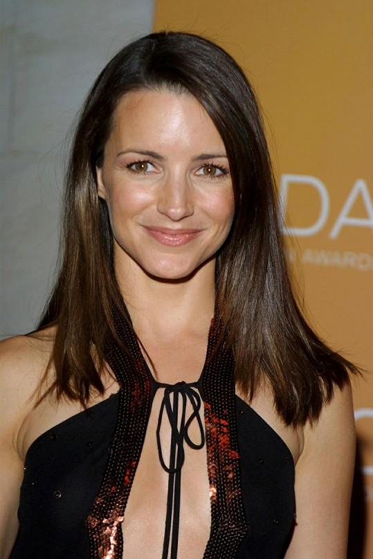 Kristin Davis v roce 2003.