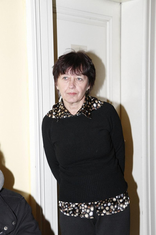 Olga Rotreklová je přesvědčena o zpěvaččině vině.