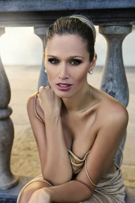 Štoudková má snad nejdokonalejší figuru ze všech českých modelek.