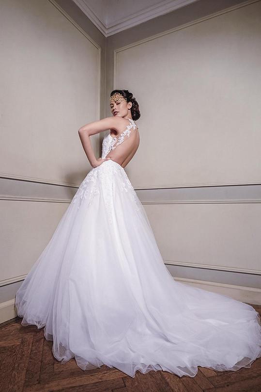 Monika Leová bude krásná nevěsta.