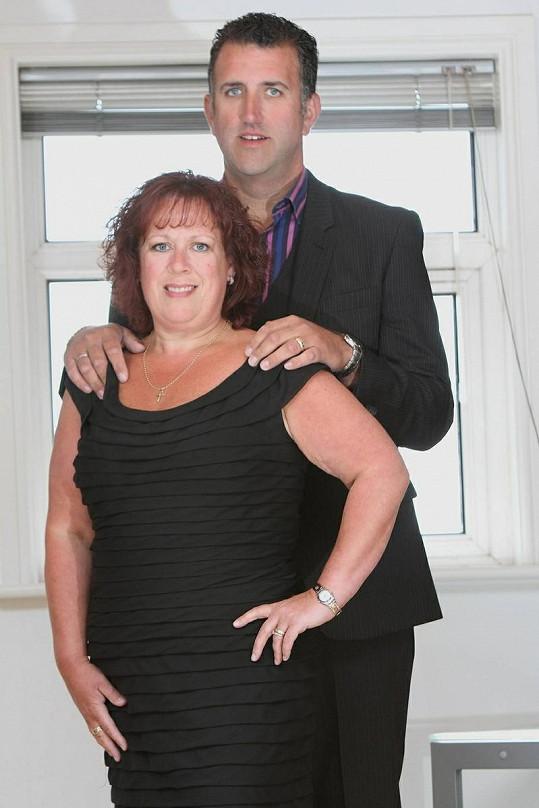 Paul i Kerrie vypadají rok od podvázání žaludku skvěle.