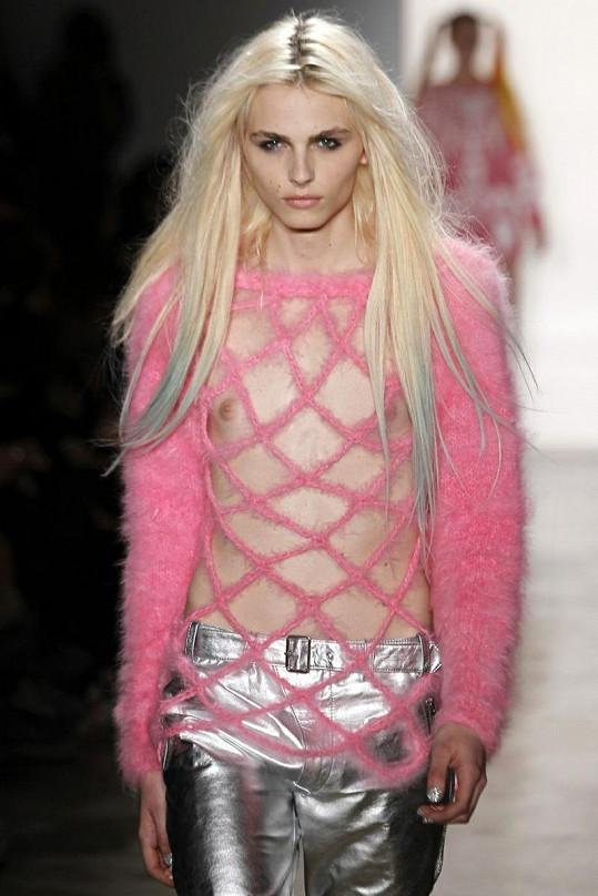 Modela Andreje Pejice dostali čtenáři mezi nejvíce sexy ženy světa.