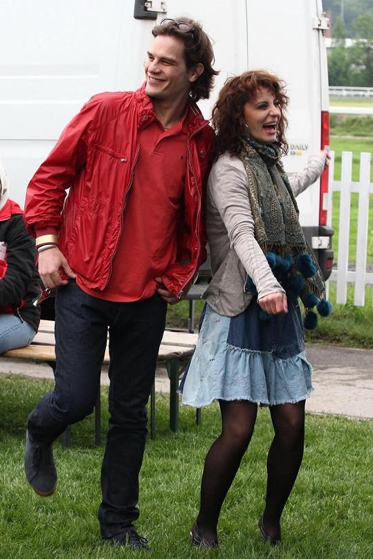 David Kraus a Markéta Procházková by byli krásný pár.