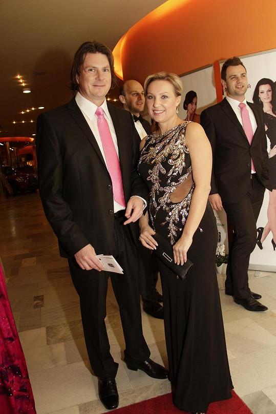 Martin Procházka se nedávno podruhé oženil.