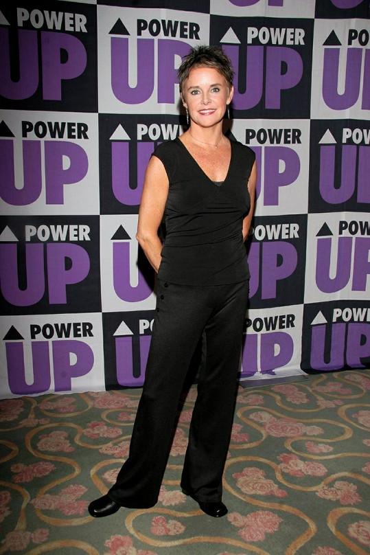 Amanda Bearse jako jedna z prvních hereček přiznala homosexuální orientaci.