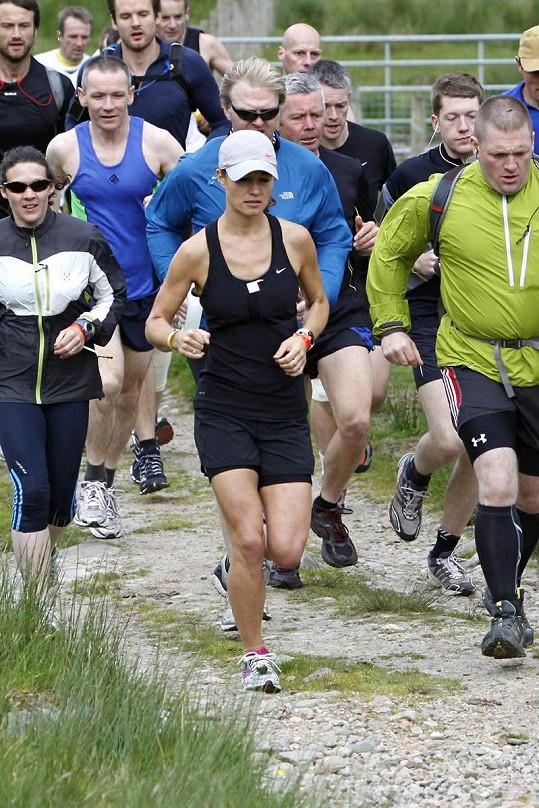 Pippa Middleton předběhla i mnohé muže.
