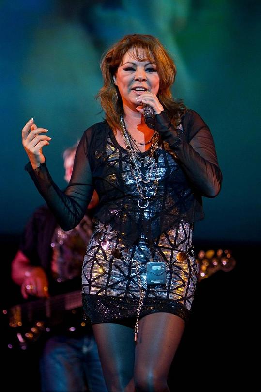 Německá zpěvačka Sandra příští rok oslaví padesátiny.