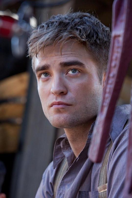 Robert patří mezi nejkrásnější herce současnosti.