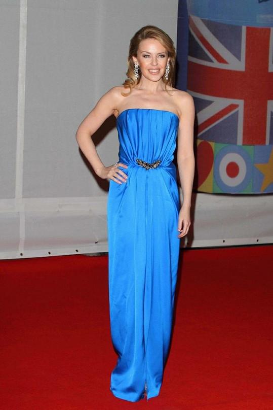 Kylie patří mezi módní ikony hudebního průmyslu.