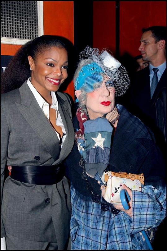 Anna s Janet Jackson.