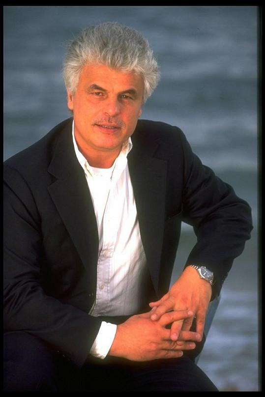 Placido na filmovém festivalu v Cannes v roce 1995.