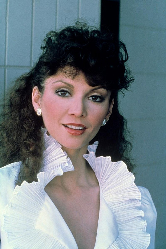 Victoria Principal jako Pamela Ewing.