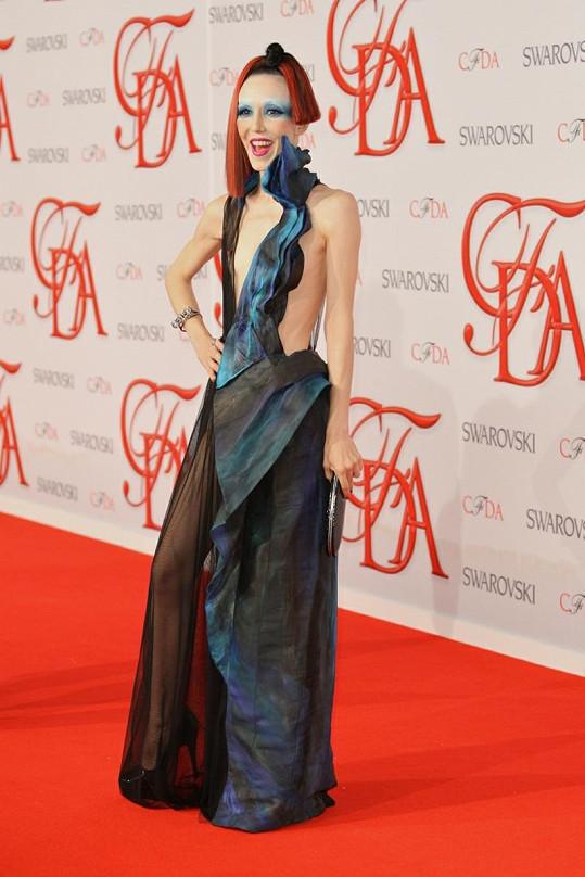 Michelle Harper a její odvážné šaty