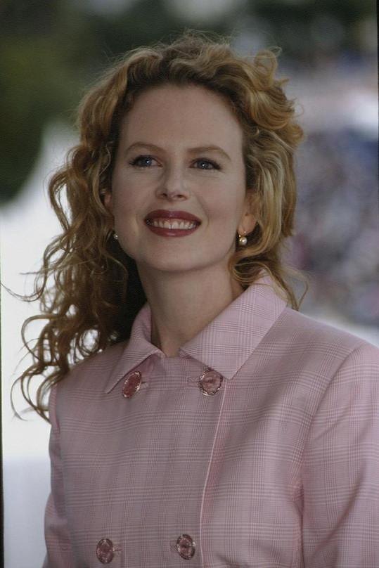 Nicole Kidman by měla ztvárnit Grace Kelly.
