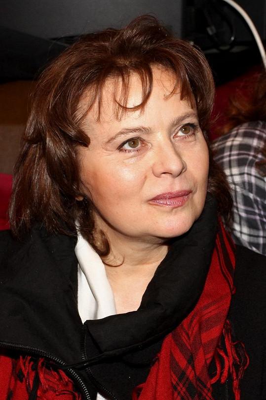 Libuška Šafránková umí skvěle stárnout.