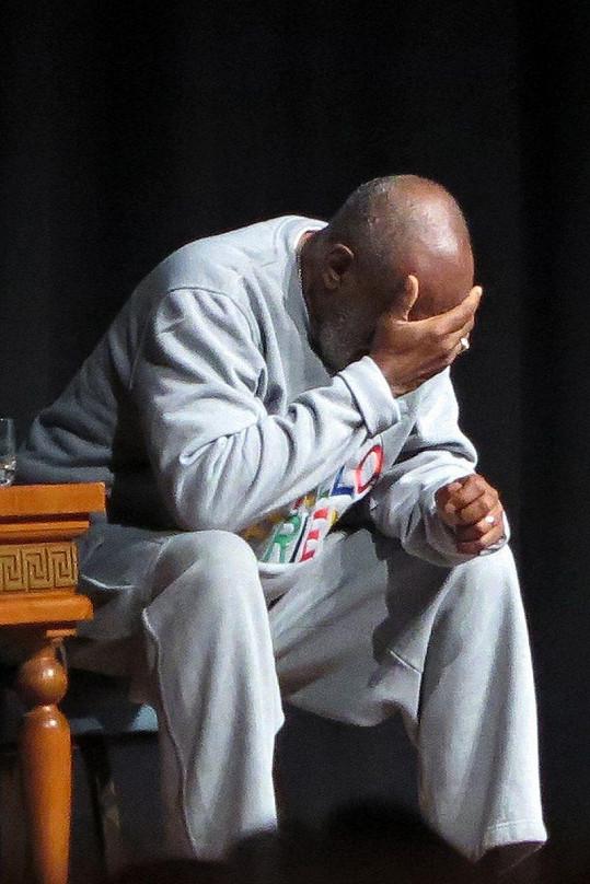 Cosby stráví konec roku doma s rodinou. Silvestr pro něj ale jistě veselý nebude.