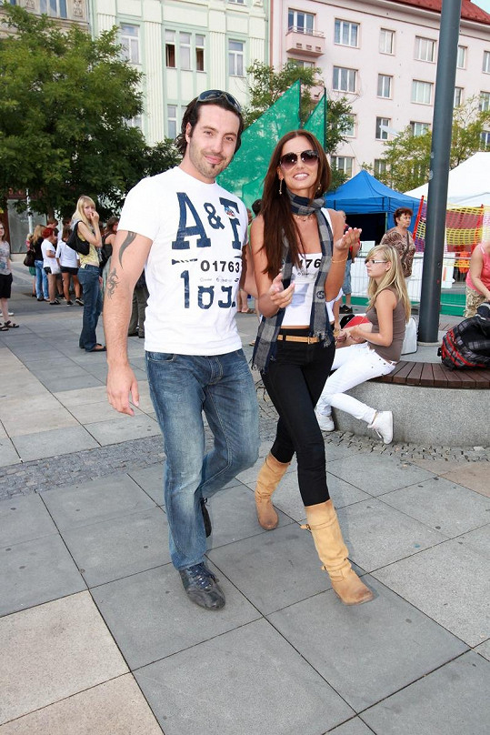 Vašek a Eliška jsou nejkrášnějším párem českého šoubyznysu.