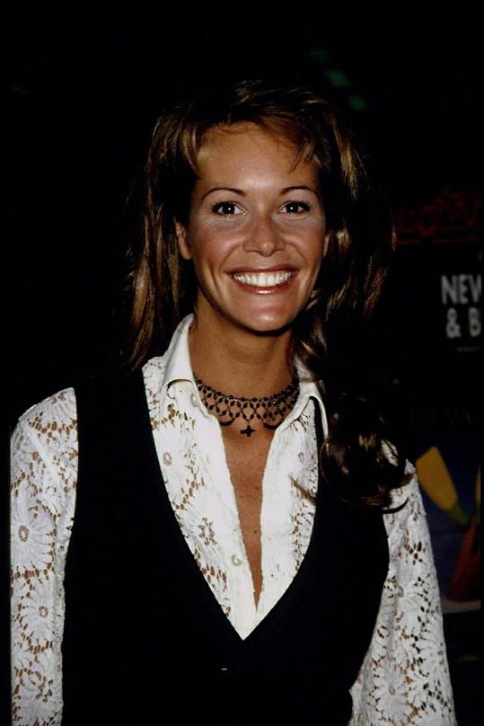 Elle v roce 1993.