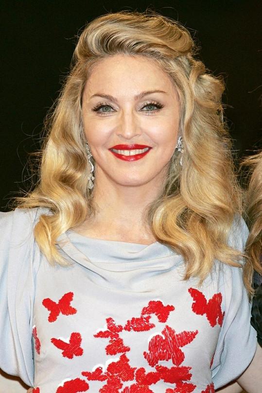 Madonna popřela svůj věk.