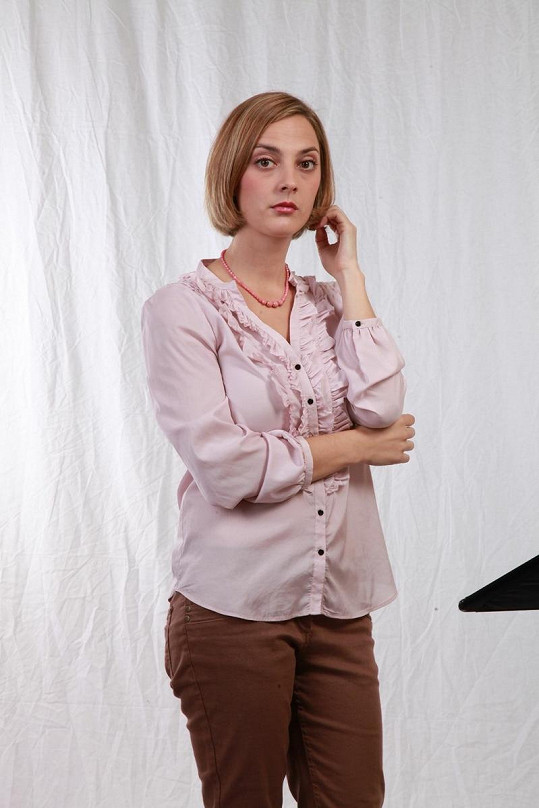 Bára hrála Kristýnu Kočí.