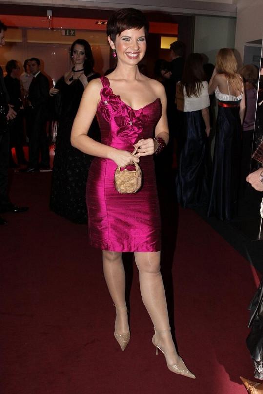 Markéta Fialová patří k oblíbeným televizním tvářím.