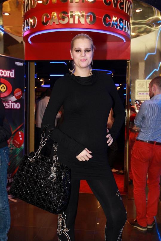 Na párty dorazila i Ornella Štiková.