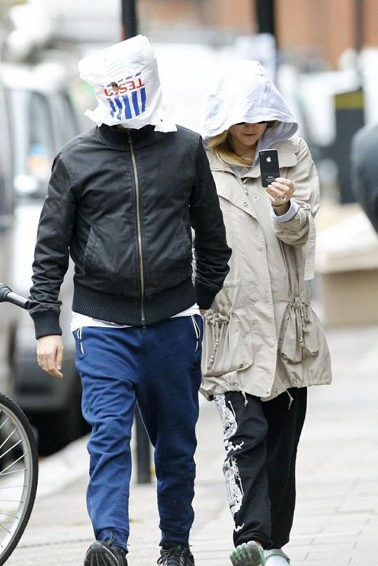 Kate Hudson a Matt Bellamy.
