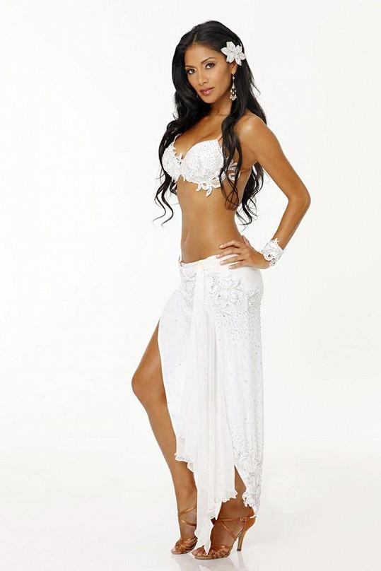 Nicole je jednou z nejkrásnějších žen planety.