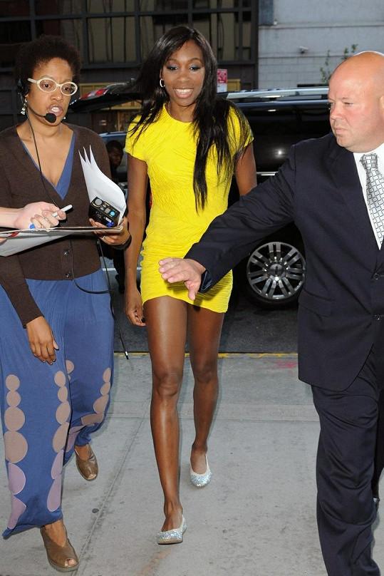 Venus Williams a její proměna.
