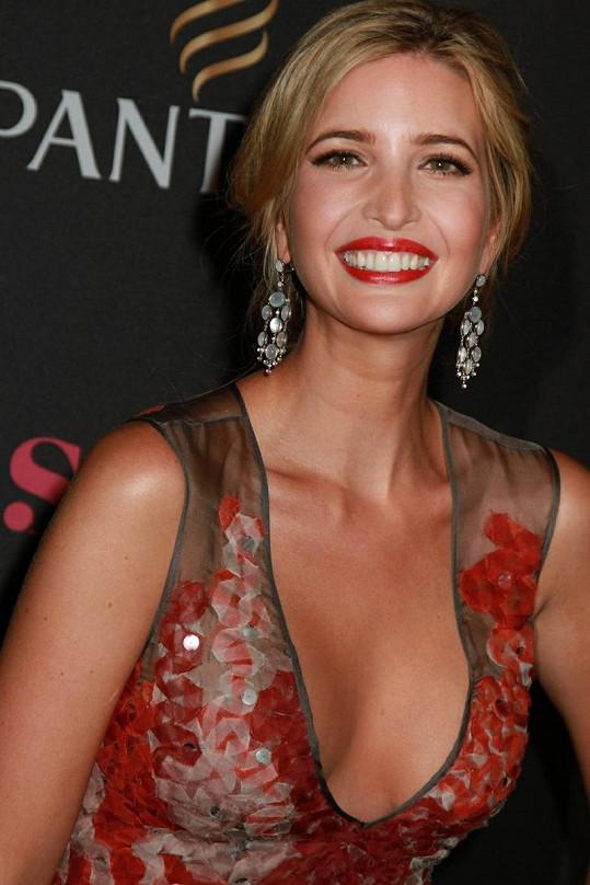 Ivanka Trump byla hostem na akci Style Awards.