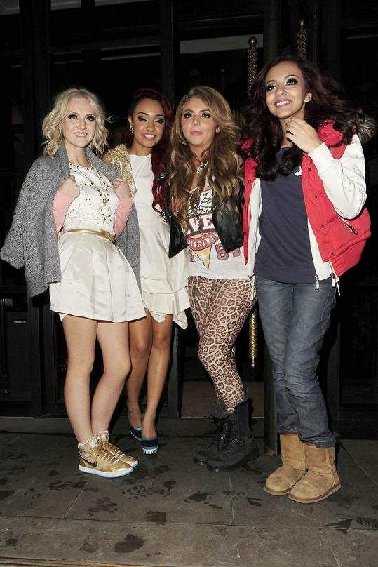 Skupina Little Mix zvítězila v britském X Factoru.