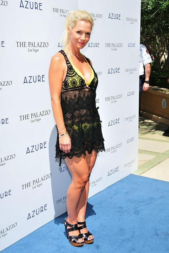 Jennie Garth v Palazzo Resort and Casino.