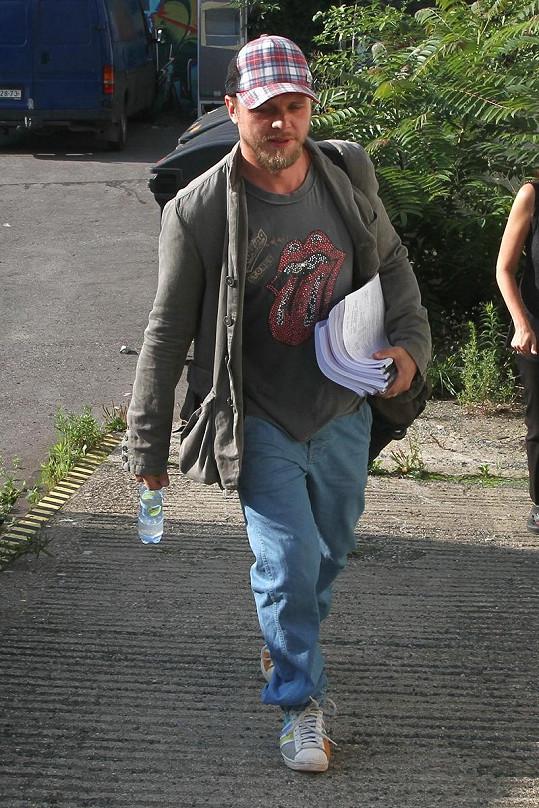 Rostislav Novák hrál feťáka ve filmu Piko.