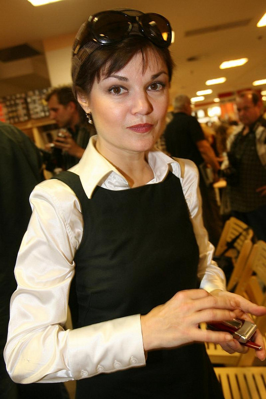 Simona Postlerová.