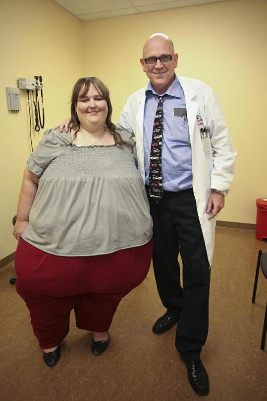 Dr. Patrick Flite není ze Susannina životního cíle nadšený.