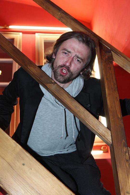 Petr Polák to trošku přehnal s alkoholem.