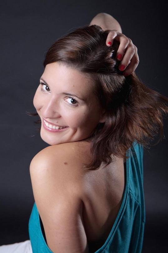 Romana Goščíková vypadá velmi mladistvě.