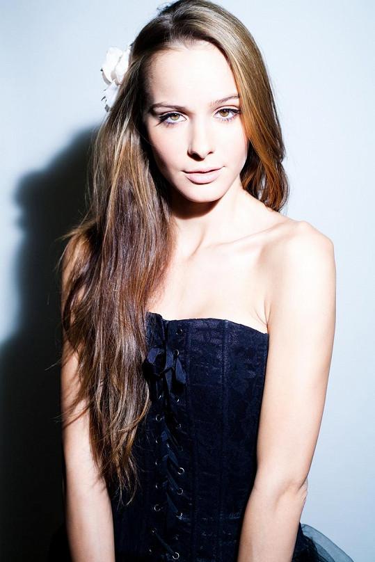 Dívka číslo 8 Šárka Sokolová