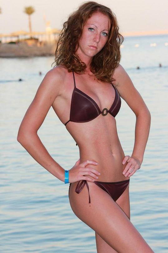 Jana Kvardová, 22 let, studentka, Jilemnice.