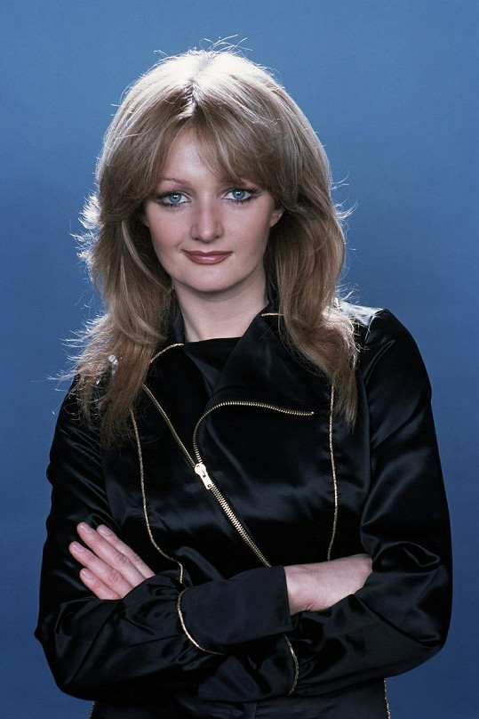 Bonnie Tyler zamlada.
