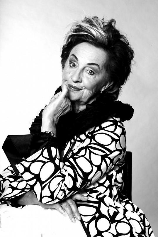 Fotografie Niny Divíškové bude v budoucnu součástí knihy s názvem Legendy.