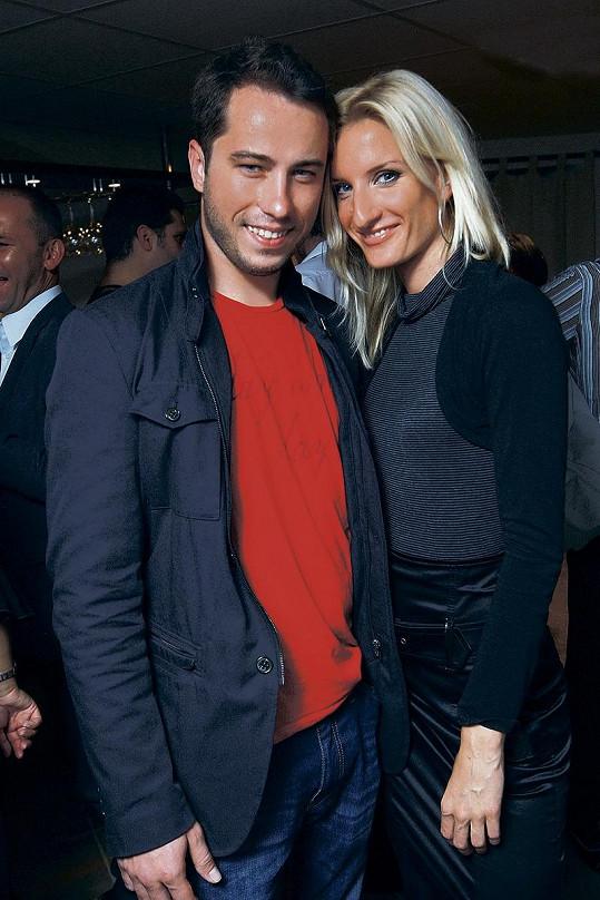 Adéla Banášová a Peter Modrovský spolu žili dva roky.