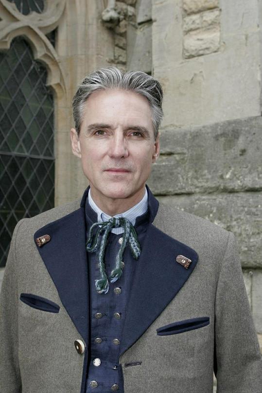 Takhle herec vypadá po téměř třiceti letech.