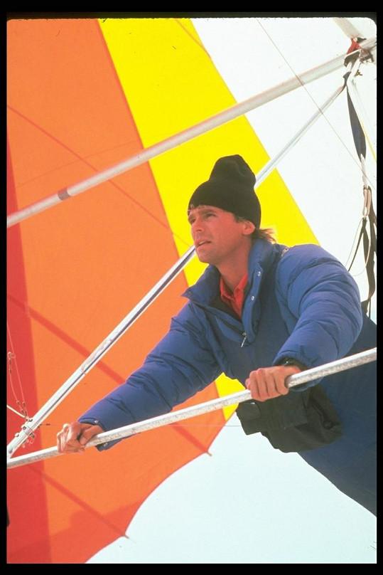 Richard Dean Anderson jako MacGyver