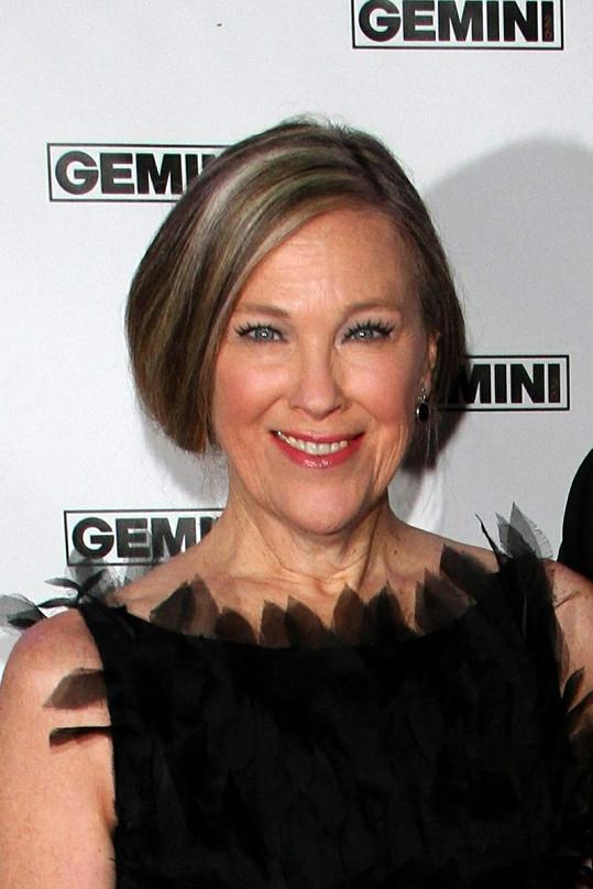 Na The Gemini Awards sympatická hvězda zářila.