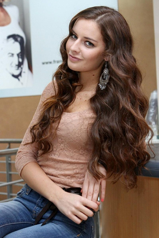 Českou Miss pro rok 2012 se stala Tereza Chlebovská.