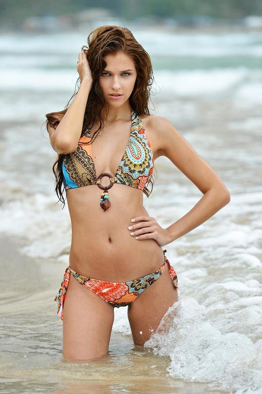Česká Miss World 2013 má snovou postavu.